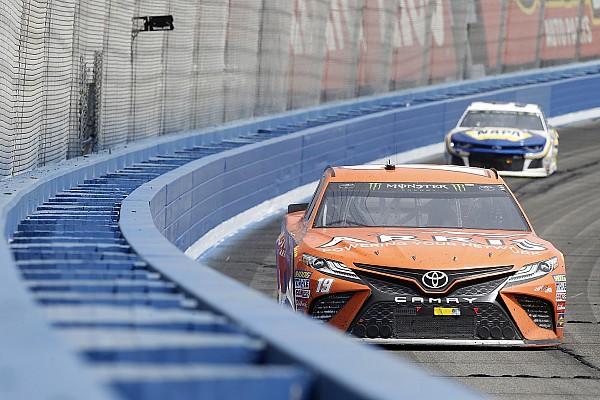 NASCAR Sprint Cup Noticias Un castigo perjudica resultado de Daniel Suárez en Fontana