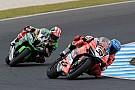 World Superbike Phillip Island WSBK: Melandri beats Rea in flag-to-flag thriller