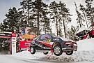 WRC День пригод Протасова на Ралі Швеції
