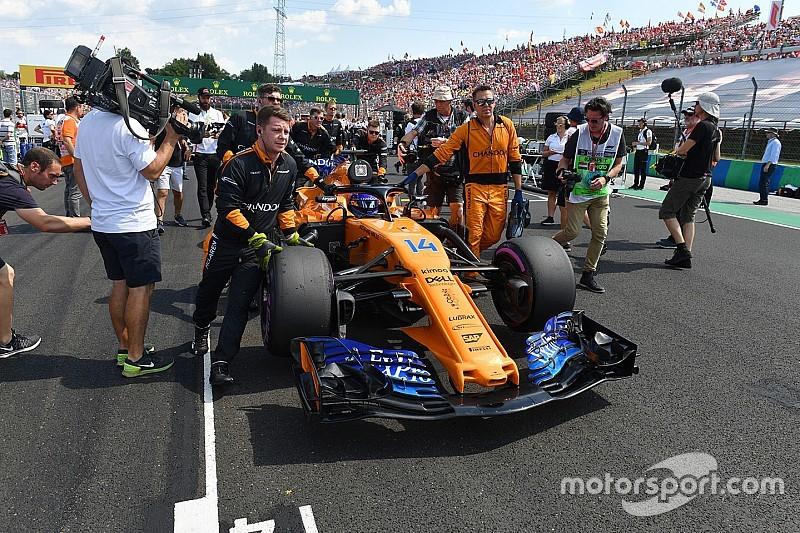 Повний прес-реліз McLaren з приводу відставки Алонсо з Ф1
