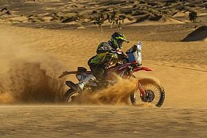 Rally Raid Tappa Africa Eco Race: l'11esima tappa sorride a Gomez ed Agazzi