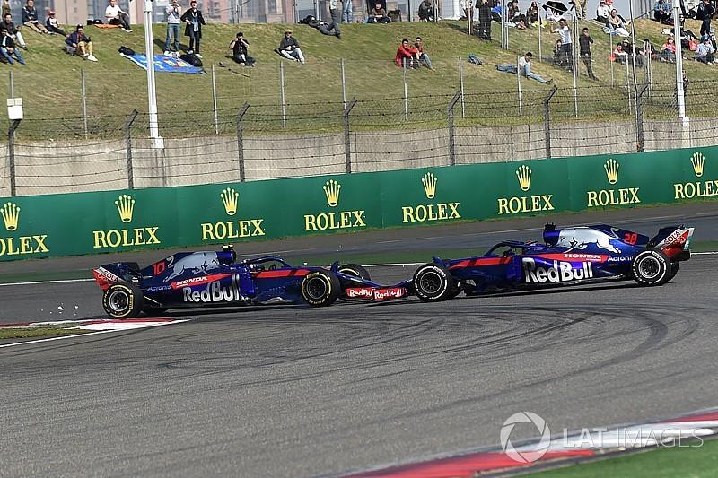 Retroscena Toro Rosso: Gasly aveva avuto l'ok per infilare Hartley!