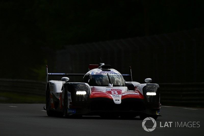 Le Mans 24h: Red flag incidents mar second qualifying