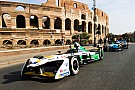 Formula E Roma'daki Formula E pistinin tanıtımı yapıldı