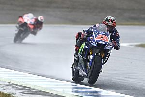 """MotoGP Últimas notícias Márquez mantém """"um olho"""" em Viñales na luta pelo título"""