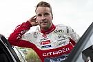 WRC Остберг заменит Мика в Citroen в оставшихся гонках сезона