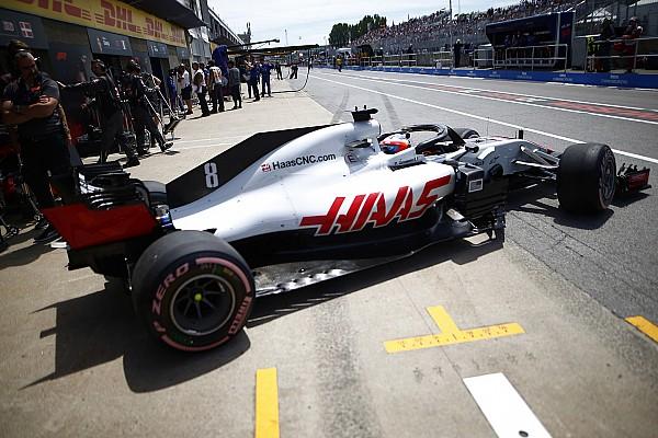 Формула 1 Новость Грожан назвал канадские обновления Haas лучшими в истории команды