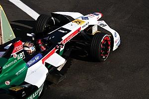 Формула E Отчет о гонке Абт впервые победил в Формуле Е после поломки у Розенквиста