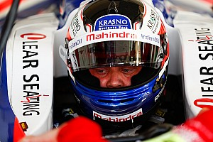 Rosenqvist explains decision to leave