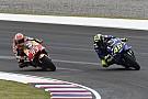 Rossi: Ainda não é hora de falar com Márquez