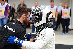 F1 Noticias de última hora VIDEO: Narradores finlandeses enloquecen  con la pole de Bottas