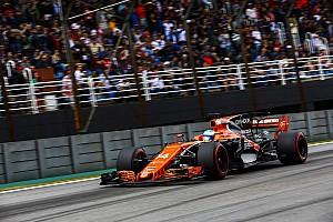 Formule 1 Réactions Alonso en troisième ligne, une première dans l'ère Honda!