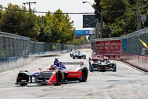 Rosenqvist cree que el éxito en la Fórmula E podría llevarlo a la F1
