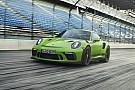 Новий Porsche 911 GT3 RS 2018 року засвітився у мережі
