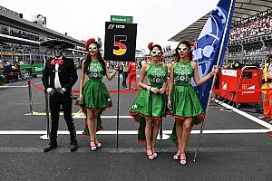 La nueva solución de la F1 en lugar de chicas de la parrilla