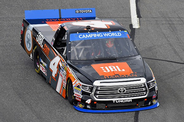 NASCAR Truck Rennbericht Christopher Bell ist NASCAR Truck-Champion 2017