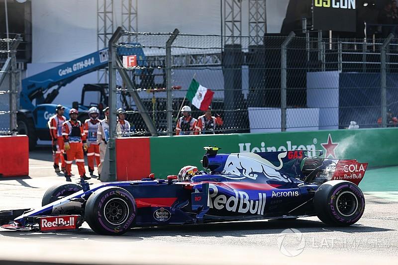 Gasly diz que não se sente preparado para GP do México