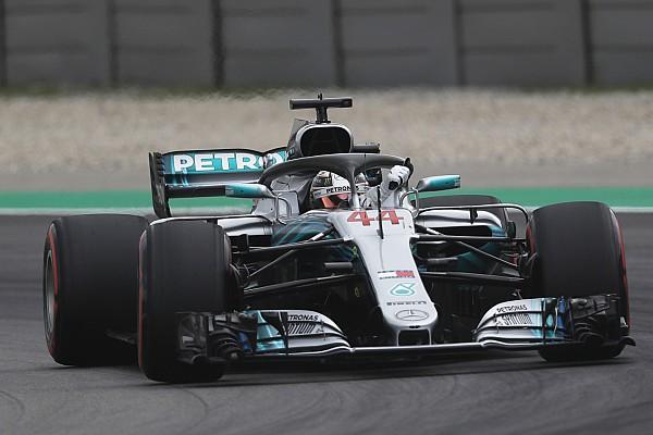 В Mercedes отказались связывать скорость в Барселоне с новыми шинами
