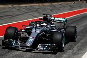 Formule 1 Résumé d'essais Bottas termine les essais de Barcelone en tête