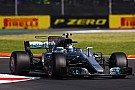 Com pista suja, Bottas lidera TL1 no México; Hamilton é 2º