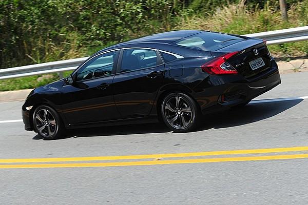 Automotivo Últimas notícias Honda Civic reestilizado estreia em 2019