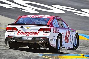 NASCAR Cup Interview Kyle Larson
