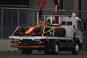 Alonso 40 sıra grid cezası aldı