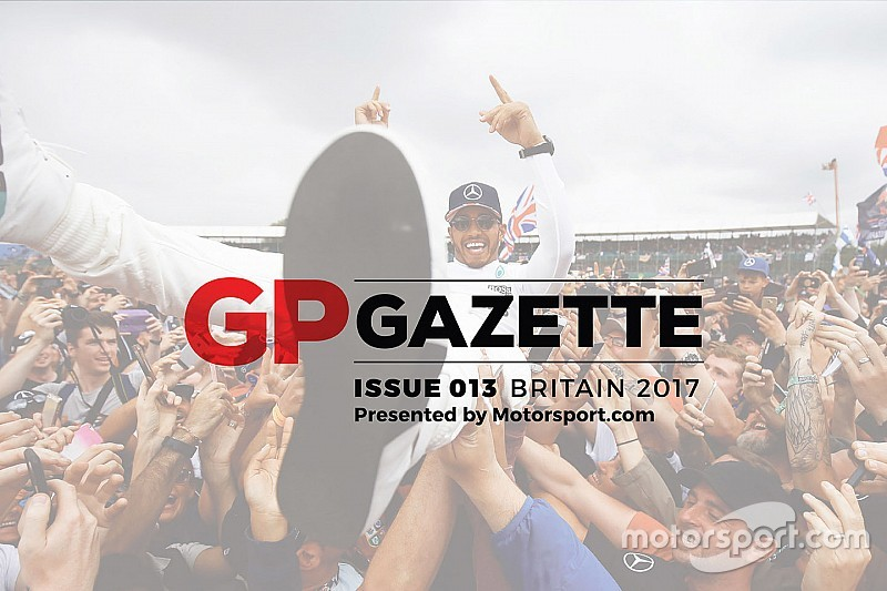 British GP: Issue #13 of GP Gazette now online