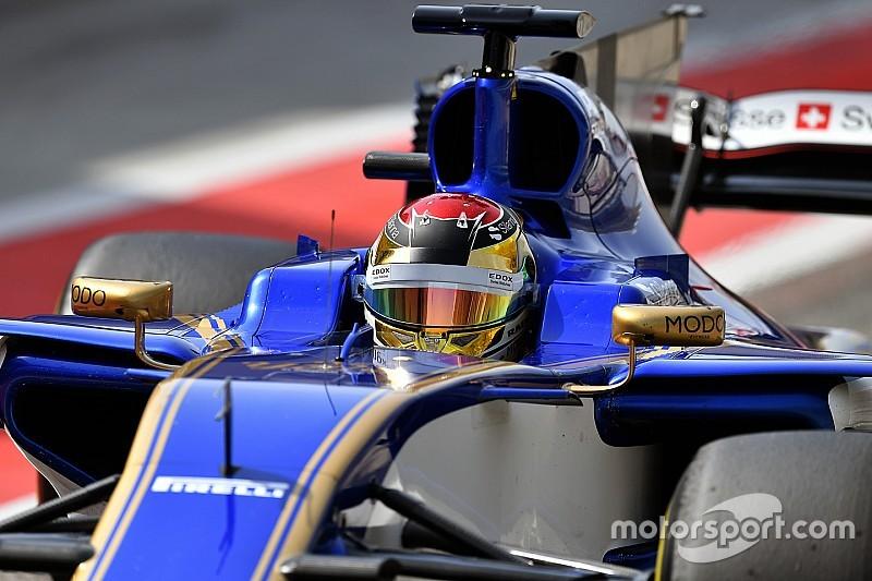 Верляйн захищає стриманість Sauber стосовного його травми