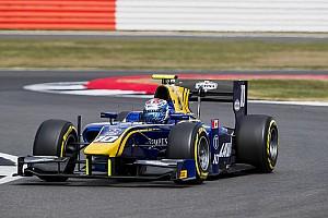 FIA F2 レースレポート 【F2シルバーストン】レース2:ラティフィがF2初優勝! 松下8位入賞