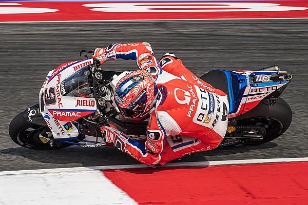 Innovazione MotoGP: la Ducati sta studiando la telemetria sui piloti!