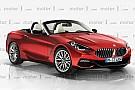 Automotive ¿Será así el BMW Z4 2018?