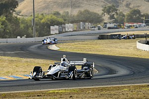 IndyCar Réactions Pagenaud a