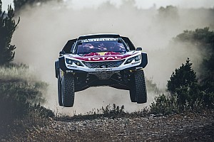 Dakar Breaking news Peugeot to end Dakar Rally programme