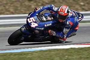Moto2 Reporte de calificación Pasini repite pole por una milésima
