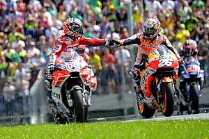 MotoGP News Dani Pedrosa: Dovizioso hat in MotoGP-Saison 2017