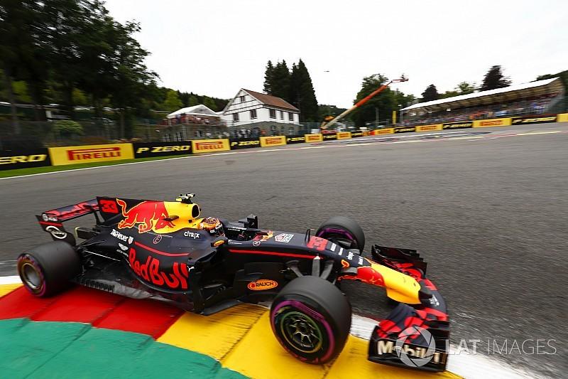 Verstappen descarta Red Bull próxima dos ponteiros em Spa