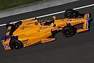 Formule 1 Alonso hoopt op Indy 500-oranje voor McLaren F1-wagen