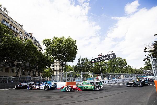 Formula E Motorsport.com Motorsport.com collabora con TAG Heuer per lanciare una serie video sulla Formula E