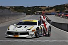 Ferrari Actor Michael Fassbender races with Ferrari
