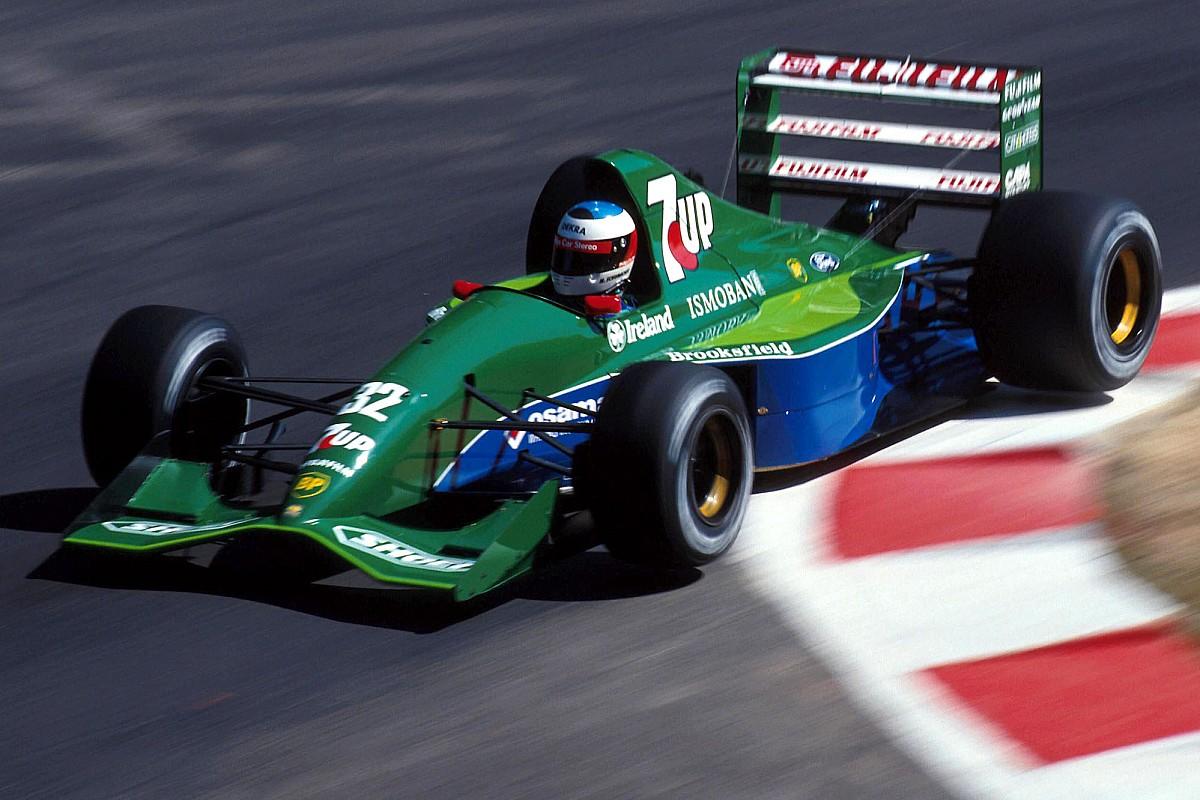 How Schumacher escaped his Jordan deal