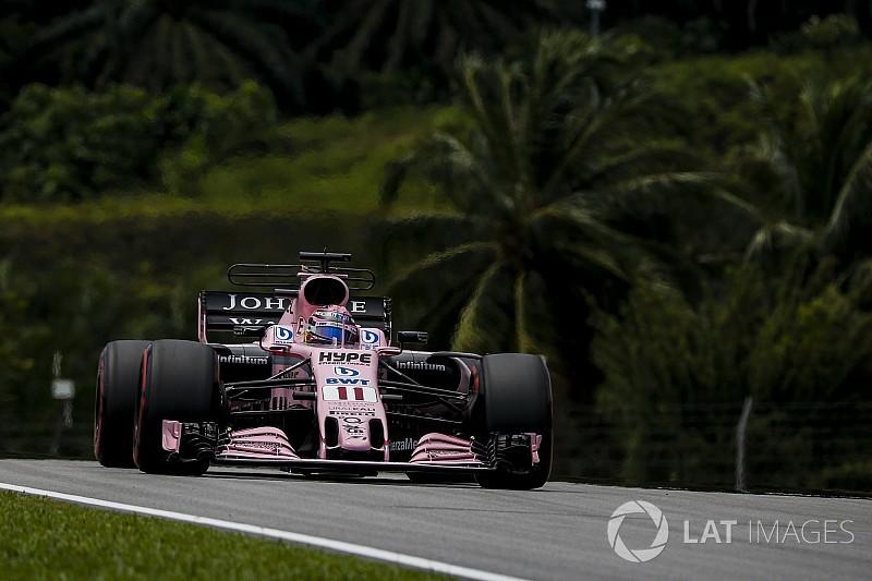Doente, Perez diz que pensou em abandonar GP da Malásia