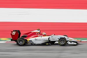 جي بي 3 تقرير السباق جي بي 3: هيمان يحرز فوزه الأول في السلسلة من بوابة النمسا