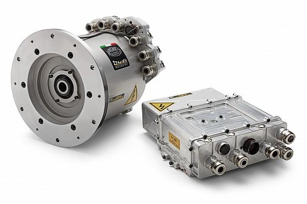 Fotogallery: il motore e la centralina Magneti Marelli di F.E