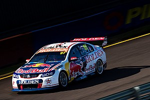 Supercars Breaking news Triple Eight accepts blame for Sandown tyre blowouts