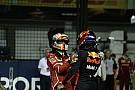 Verstappen felszolgálná a tortáját Vettelnek