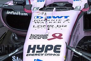 F1 Noticias de última hora El Force India lucirá el lazo rosa de la lucha contra el cáncer de mama