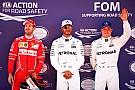 GP Spanyol:  Hamilton cetak rekor waktu pole, Alonso tembus 10 besar