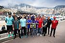 Fórmula E Pilotos da F-E organizam corrida de kart para ajudar Monger