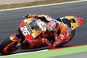 MotoGP Résultats La grille de départ du Grand Prix de Catalogne de MotoGP